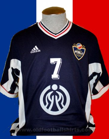 Yugoslavia Home football shirt 1999 - 2000
