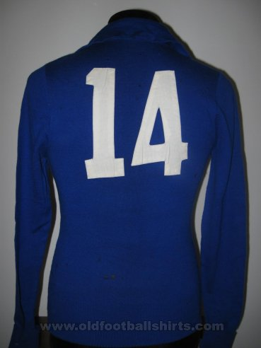 Yugoslavia Home football shirt 1956
