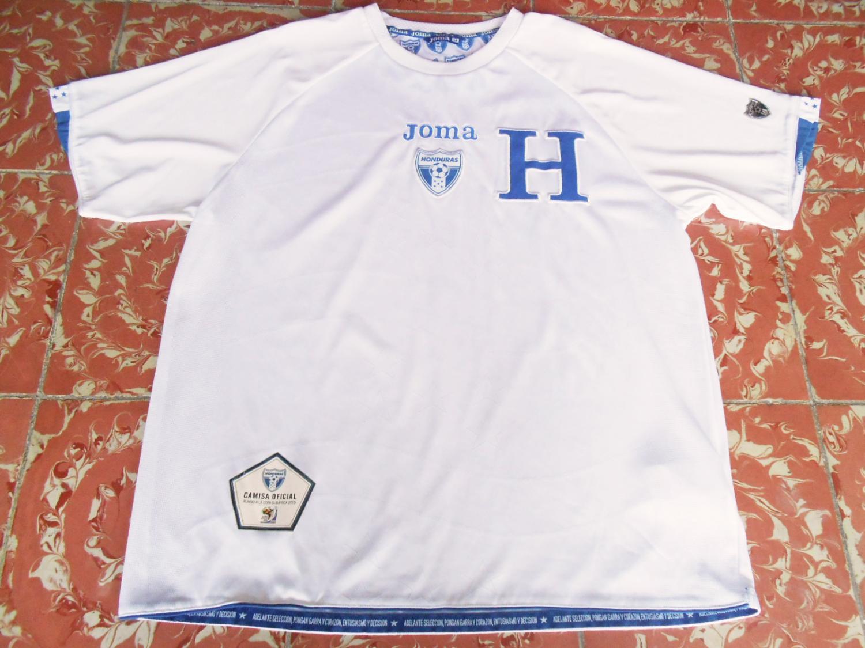 b63decf2f Honduras Home baju bolasepak 2009 - 2010. Ditambah pada 2010-11-11 ...