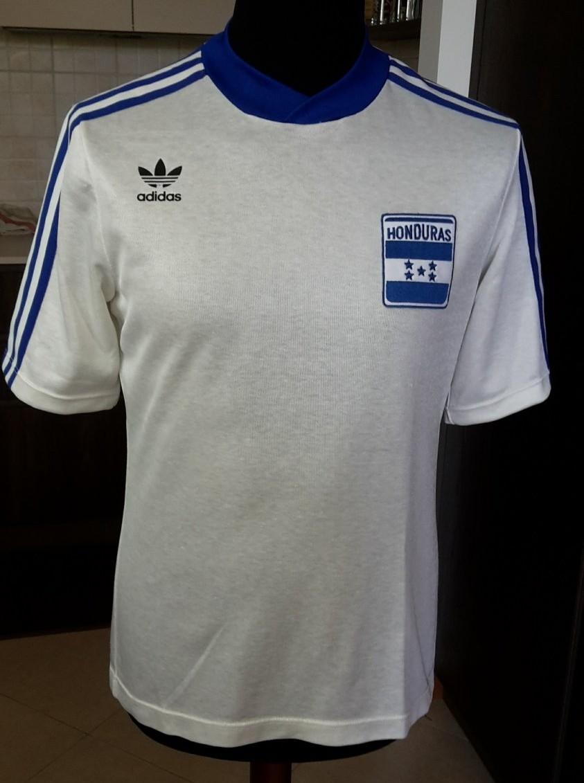 Honduras Home football shirt 1982 - 1983.
