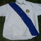 Puebla Local Camiseta de Fútbol 1944 - 1945