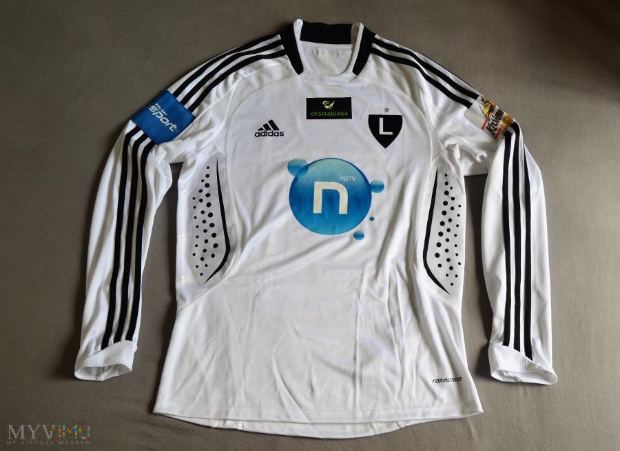 Legia Warsaw Football Shirt Legia-warsaw-home-football