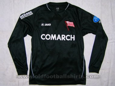 KS Cracovia Away baju bolasepak 2010 - 2011