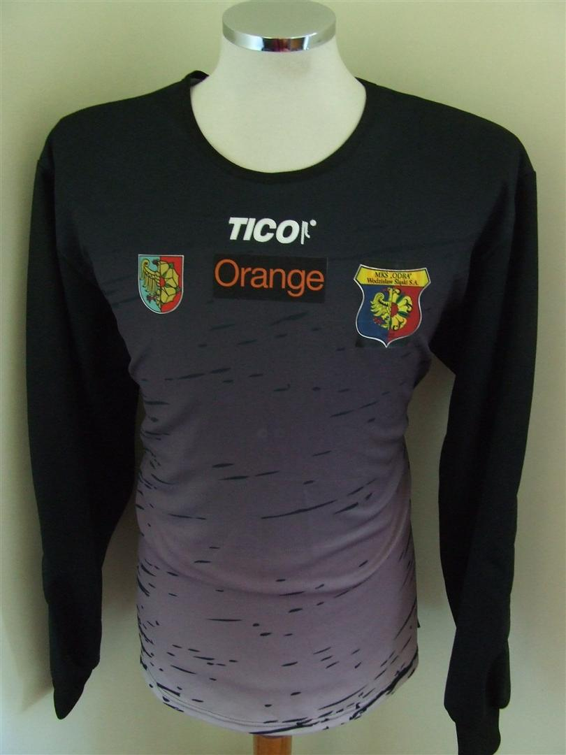 MKS Odra Wodzislaw Slaski Goalkeeper football shirt (unknown