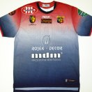 MKS Odra Wodzislaw Slaski football shirt 2005 - 2006