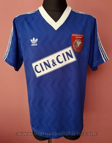 Widzew Lodz Away football shirt 1992 - 1994