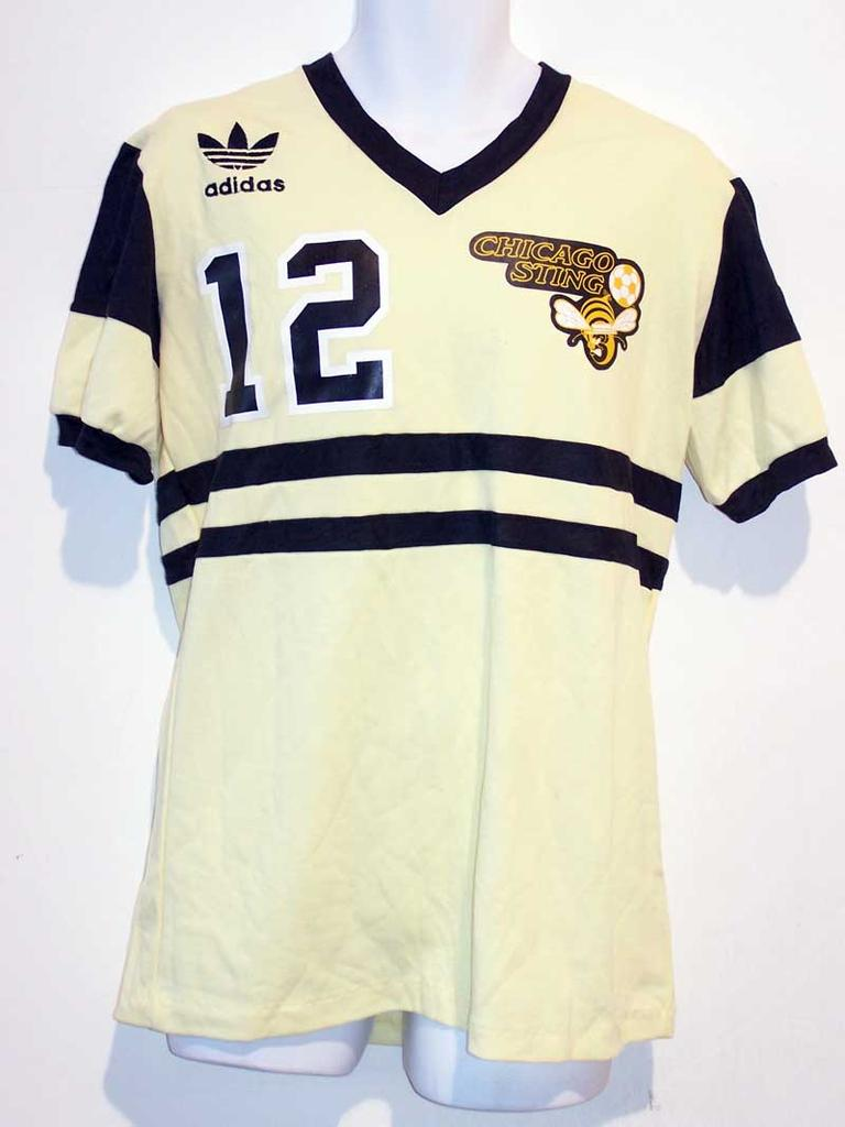 835f4dc217c Chicago Sting Away football shirt 1980 -  .