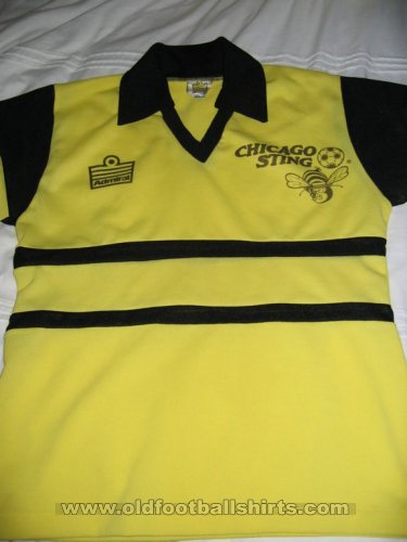 Chicago Sting Retro Replicas football shirt 1978