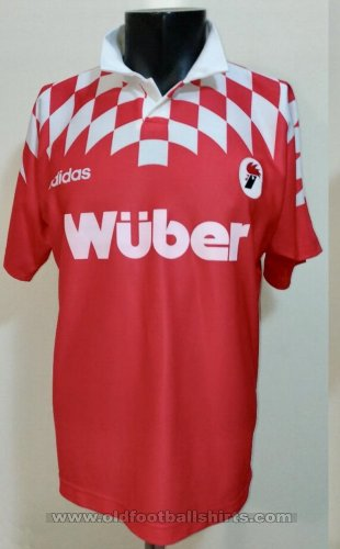 Bari Away football shirt 1994 - 1995