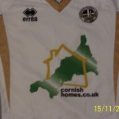 Home football shirt 2007 - 2009