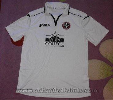 Truro City FC Unknown shirt type (unknown year)