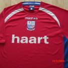 Away football shirt 2007 - 2009