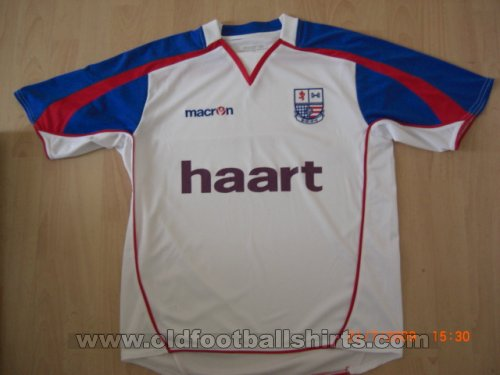 AFC Rushden & Diamonds Home baju bolasepak 2009 - 2010