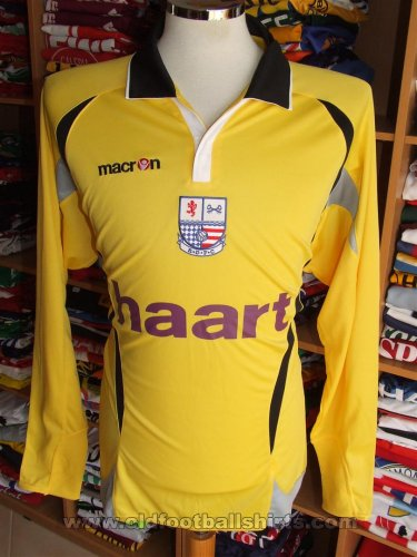 AFC Rushden & Diamonds Away baju bolasepak 2010 - 2011