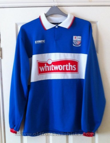 AFC Rushden & Diamonds Away футболка 1997 - 1998