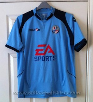 AFC Rushden & Diamonds Third baju bolasepak 2013 - ?