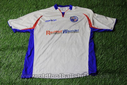 AFC Rushden & Diamonds Domicile Maillot de foot 2012 - 2013