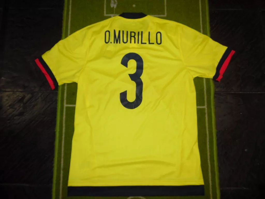 07be5b90d70 ... Colombia Home maglia di calcio 2015 - 2017