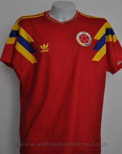 Colombia Home football shirt 1990