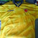 Colombia football shirt 1994 - 1995