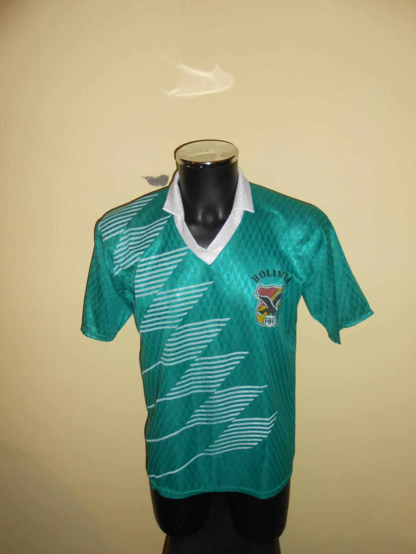 b44597b07 Bolivia Home maglia di calcio 1995 - 1996.