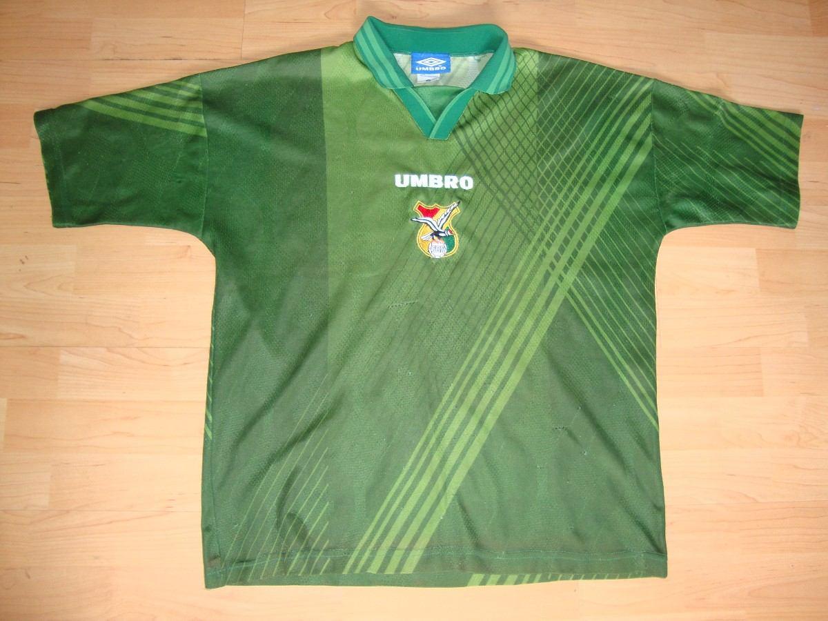 33780ec44 Bolivia Home Maillot de foot 1997 - 1998.