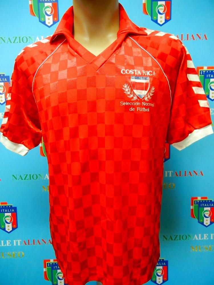 6b111b712 Costa Rica Home חולצת כדורגל 1986 - 1990.