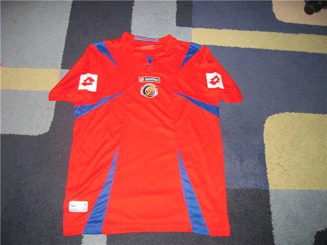 Costa Rica בית חולצת כדורגל 2005 - 2006. התווסף 2009-07-13 184bddd4c
