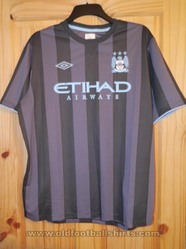 Manchester City Third football shirt 2012 - 2013