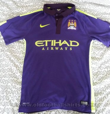 Manchester City Third football shirt 2014 - 2015