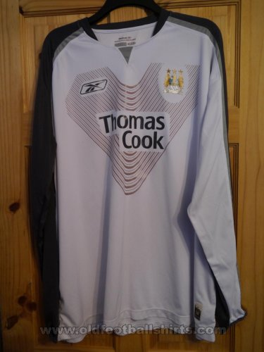 Manchester City Goalkeeper football shirt 2006 - 2007