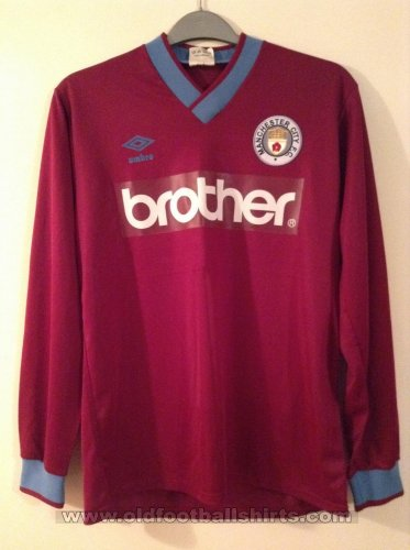Manchester City Special football shirt 1994 - 1996