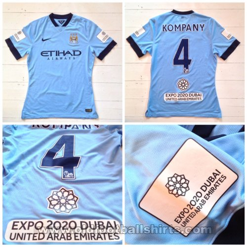 Manchester City Special football shirt 2015