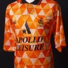Home football shirt 1992 - 1994