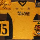 Southport football shirt 2004 - 2005