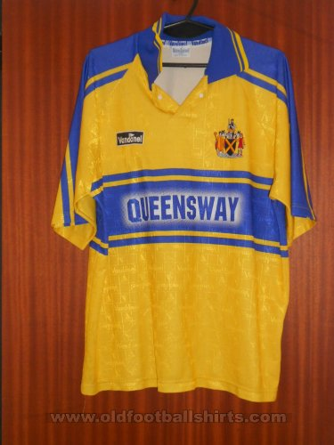 St Albans City Home football shirt (unknown year)