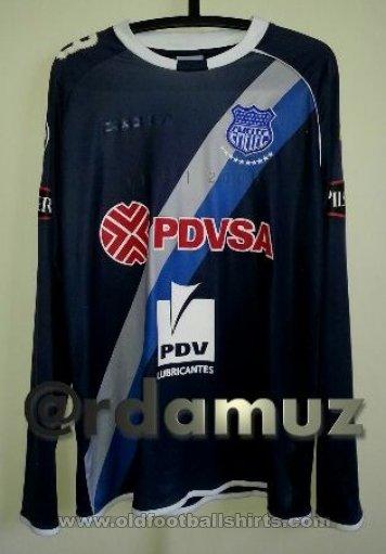 FC Emelec Ecuador 2014//15 Subbuteo Top Spin Squadra