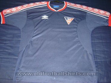 LDU Quito Away football shirt 1999