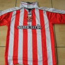 Stevenage Borough football shirt 2000 - 2002