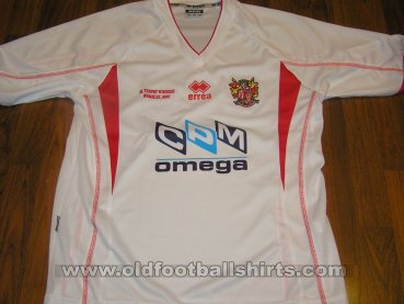 Stevenage FC Special Maillot de foot 2006 - 2007