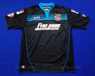 Stevenage FC Away football shirt 2013 - 2014