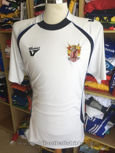 Stevenage FC Tipo de camisa desconhecido (unknown year)