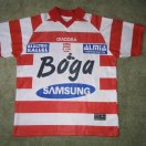 Club Africain football shirt (unknown year)