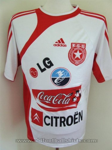 Étoile Sportive du Sahel Home football shirt 2006 - 2007