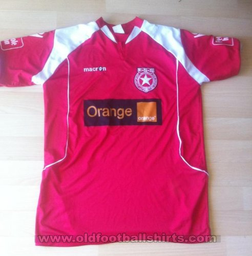 Étoile Sportive du Sahel Home football shirt (unknown year)