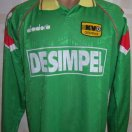 Oostende football shirt 1992 - 1994