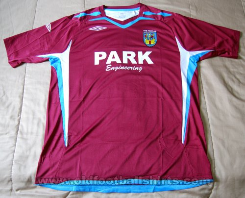 Weymouth Thuis  voetbalshirt  2008 - 2009