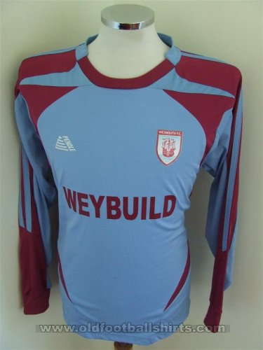 Weymouth Extérieur Maillot de foot (unknown year)