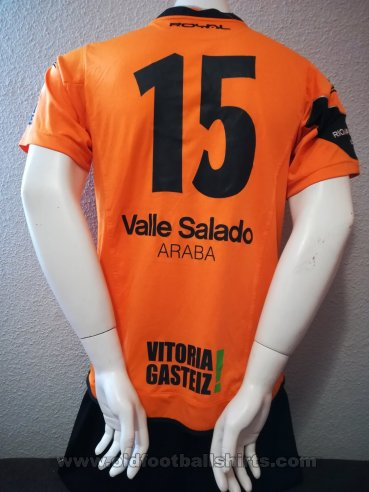 Alaves Away football shirt 2012 - 2013