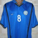 Estonia football shirt 1997 - ?